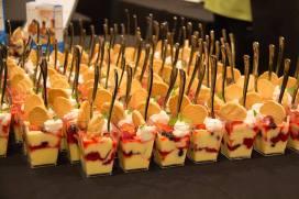 Trefoil Dessert